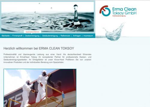 Firmenprofil von: Gebäudereinigung in Köln: Erma Clean Toksoy