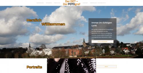 Firmenprofil von: Ihr Fotograf in Essen: Der DET - Der FOTOgraf