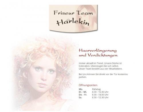 Firmenprofil von: Friseur Team Haarlekin in Friedrichshafen
