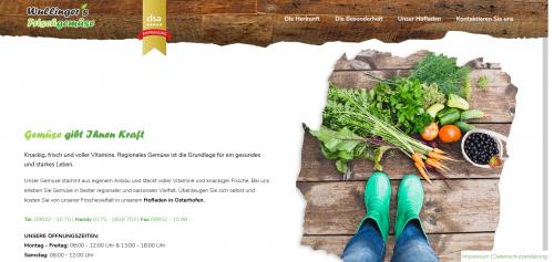 Firmenprofil von: Die Adresse für frisches Gemüse in Osterhofen: Wullinger's Hofladen