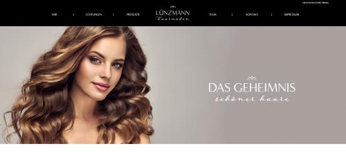 Firmenprofil von: Ihr Friseur in Bremen: Haarmoden Lünzmann