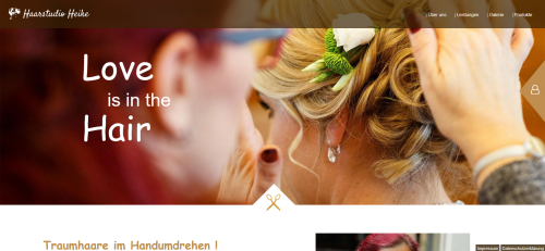 Firmenprofil von: Ihre Spezialisten rund ums Haar: Haarstudio Heike Schneider
