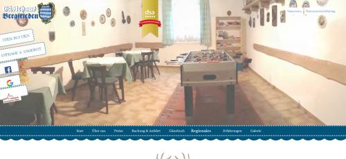 Firmenprofil von: Ihre Unterkunft in Bayern: Gästehaus Bergfrieden