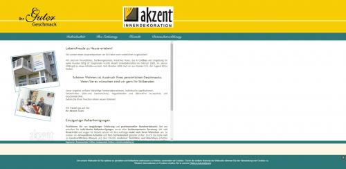 Firmenprofil von: Besondere Gardinen für Ihre Fenster: Akzent Innendekoration in Cottbus