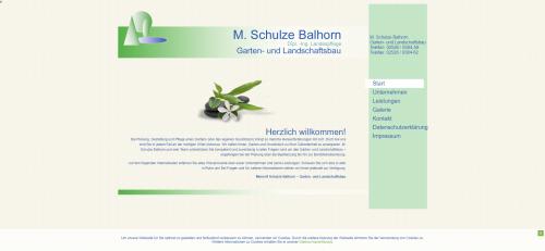 Firmenprofil von: Garten- und Landschaftsbau in Sendenhorst: Meinhof Schulze Balhorn
