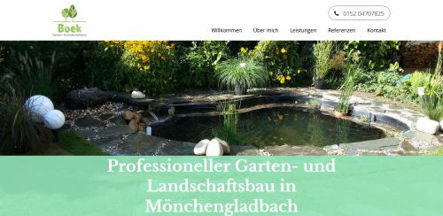 Firmenprofil von: Die Ansprechpartner für Gartenpflege in Mönchengladbach