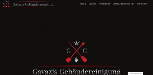 Firmenprofil von: Ihre Reinigung für Fahrzeuge und Gebäude: Gavazis Gebäudereinigung GbR