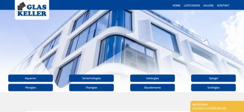 Firmenprofil von: Glas Keller: Ihre Glaserei aus Hamm mit Durchsicht