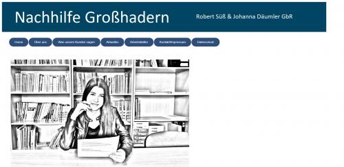 Firmenprofil von: Professionelle Nachhilfe in München: Nachhilfe Großhadern