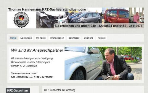 Firmenprofil von: Kfz-Schadenbüro Hamburg