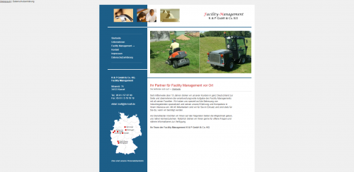 Firmenprofil von: Zuverlässiger Hausmeisterservice: K & P GmbH & Co. KG in Kassel