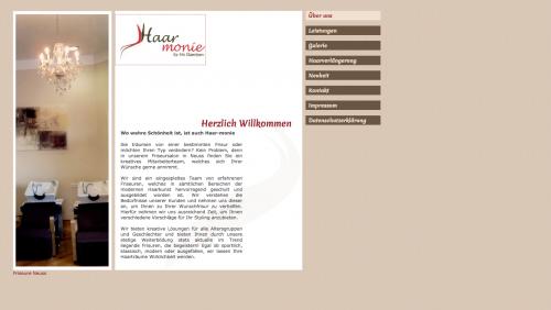 Firmenprofil von: Friseur Haar-monie in Neuss