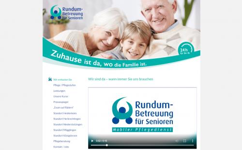 Firmenprofil von: Rundum - Betreuung für Senioren