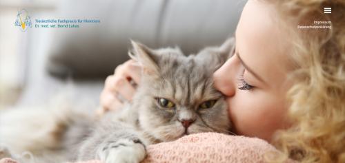Firmenprofil von: Aus Liebe zum Tier: Kleintierpraxis Dr. med. vet. Bernd Lukas in Amberg