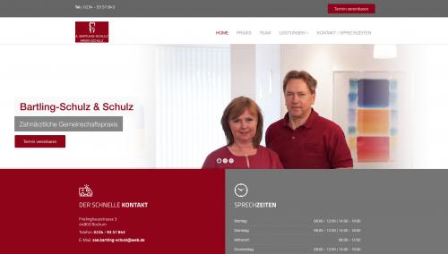 Firmenprofil von: Der Zahnarzt Ihres Vertrauens - Zahnärztliche Gemeinschaftspraxis Bartling-Schulz & Schulz in Bochum