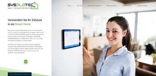 Firmenprofil von: Zukunftssichere Planung Ihrer Elektroinstallation – SysPlaTec
