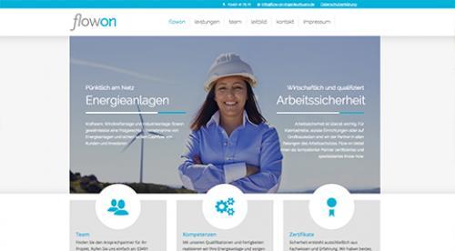 Firmenprofil von: Flow-on Ingenieurbüro in Lutherstadt Wittenberg