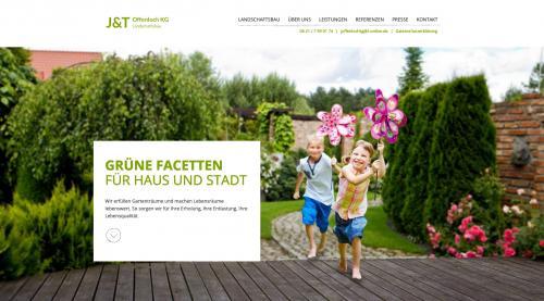 Firmenprofil von: Professioneller Teichbau in Mannheim: J&T Offenloch