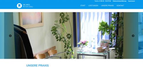 Firmenprofil von: Ihre Zahnarztpraxis in Jena: Dr. med. Peter Grau und Team