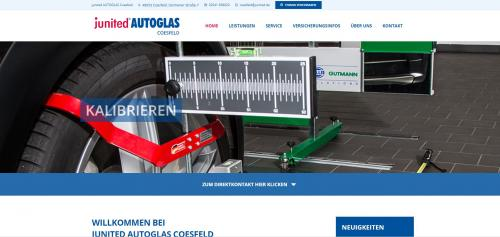 Firmenprofil von: junited Autoglas in Coesfeld