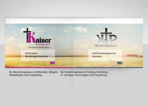 Firmenprofil von: Kaiser Bestattungen in Mühlacker, Illingen und Sindelfingen