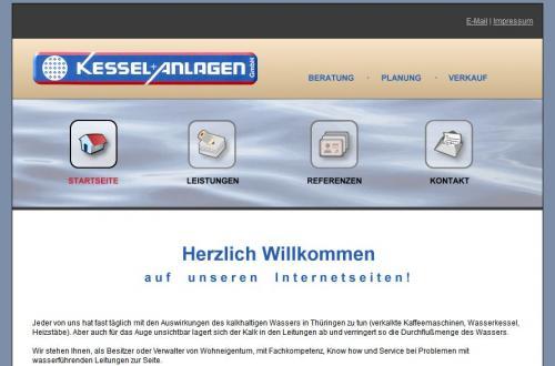 Firmenprofil von: Kessel- und Anlagen GmbH – Heizungsbau und Sanitärinstallationen in Erfurt