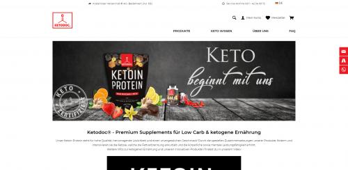 Firmenprofil von: Ihr Ansprechpartner in Sachen Keto-Diät: Diplom-Ernährungsberater Rafael Klemenczak in Düsseldorf