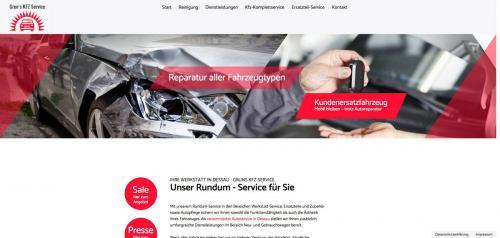 Firmenprofil von: Grun's Kfz-Service in Dessau