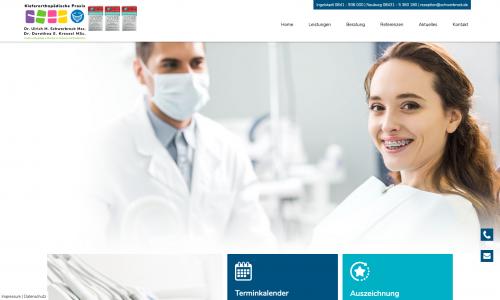 Firmenprofil von: Kieferorthopädische Praxis Schwerbrock in Ingolstadt und Neuburg