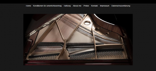 Firmenprofil von: Klavierunterricht in Ratingen mit Konzertpianistin Yuko Tajima