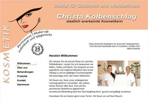 Firmenprofil von: Kosmetikinstitut für Schönheit und Wohlbefinden in Bremen