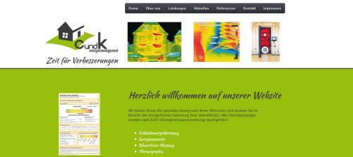 Firmenprofil von: Kellersanierung: C und K Energiemanagement in Oeversee