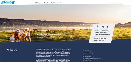 Firmenprofil von: Küderle e. K. in Blumenfeld
