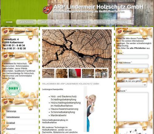 Firmenprofil von: ARP Lindermeir GmbH in Kolbermoor bei Rosenheim