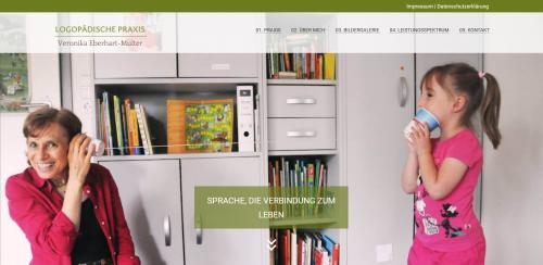 Firmenprofil von: Ihr Experte für Logopädie in Bad Saulgau: Logopädische Praxis Eberhart-Multer