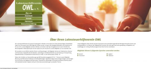 Firmenprofil von: Lohnsteuerhilfeverein OWL in Minden