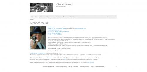 Firmenprofil von: Männergruppe und Männergespräche: Institut für Kreative und Systemische Therapien (IKST) in Mainz
