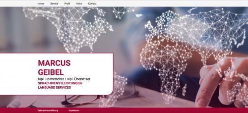 Firmenprofil von: Sprachdienstleistungen Marcus Geibel in Viersen