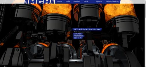 Firmenprofil von: Fachmännische Motoreninstandsetzung und Reparatur: MCH GmbH
