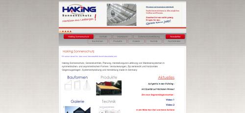 Firmenprofil von: Haking Metallbau GmbH in Ladbergen