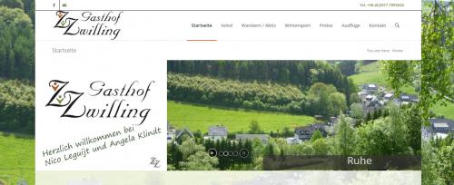 Firmenprofil von: Ihr Gasthof Zwilling im Sauerland