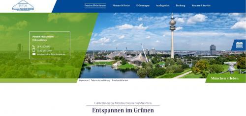 Firmenprofil von: Ihre günstige Frühstückspension in München