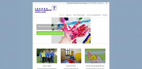 Firmenprofil von: Ihr Weg in ein unbeschwertes Leben: Ergotherapie Zimolong in München-Schwabing