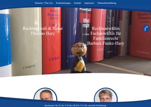 Firmenprofil von: Rechtsanwalt und Notar Thomas Hary: Ihr Experte in Berlin
