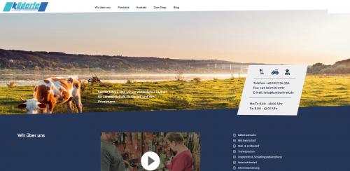 Firmenprofil von: Küderle e.K. in Tengen-Blumenfeld: Werzeuge und Tierzuchtgeräte