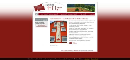 Firmenprofil von: Pension Hiller in Bretten-Neibsheim