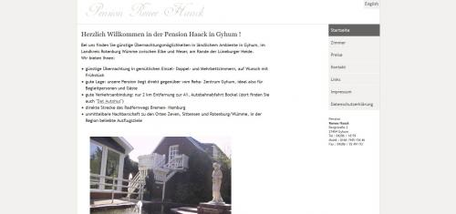 Firmenprofil von: Pension Haack: Preiswerte Übernachtungsmöglichkeit für Monteure