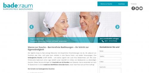Firmenprofil von: Günstiger Badumbau dank Zuschuss der Pflegekasse