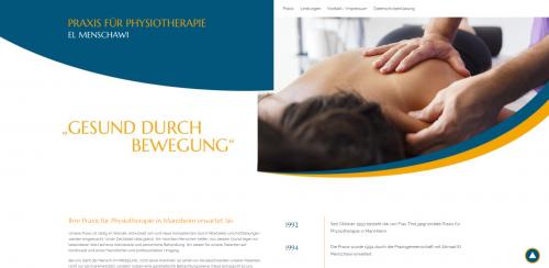 Firmenprofil von: Praxis für Physiotherapie Ahmad El Menschawi in Mannheim
