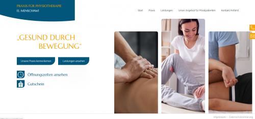 Firmenprofil von: Cranio-Sacral-Therapie: Aktivieren Sie die Selbstheilung Ihres Körpers